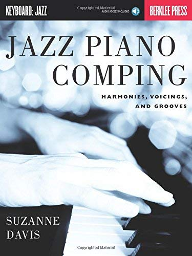 Jazz Piano Comping - Berklee Press Book/Cd by Suzanne Davis (2012-01-01)
