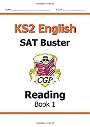 KS2 English SAT Buster: Reading Book 1 (for the New Curriculum) by CGP Books (2015-09-09)