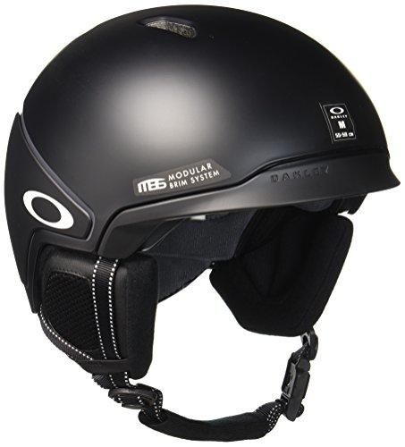 Oakley MOD3 Snowboard, Esquiar Negro - Cascos de protección para Depo