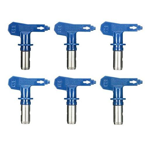 saver-6-sacries-19-31-blue-conseils-de-pistolet-airless-pour-wagner-atomex-graco-titan-pointe-de-pul