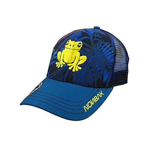 Imagen de nonbak  trucker cap  béisbol transpirable logo 3d. muy ligera 6 paneles. tejido malla. edición limitada tropic rana