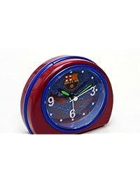 Seva Import 3002200 - Despertador, color azul / grana