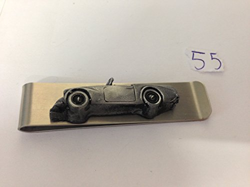 acciaio-inossidabile-fermasoldi-con-un-daimler-dart-sp250-3d-effetto-peltro-emblema-ref55