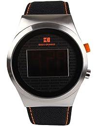 Hugo Boss 1512759 Orange Collection Nylon - Correa para reloj de pulsera hombre