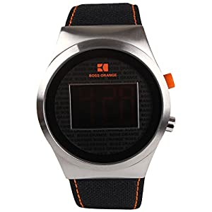 d581c2afa64 Hugo Boss 1512759 Orange Collection Nylon – Correa para reloj de pulsera  hombre