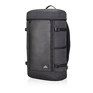 Samsonite Gregory Avenues Millcreek Hiking Backpack, 50 cm, 25 Litre, Asphalt Black