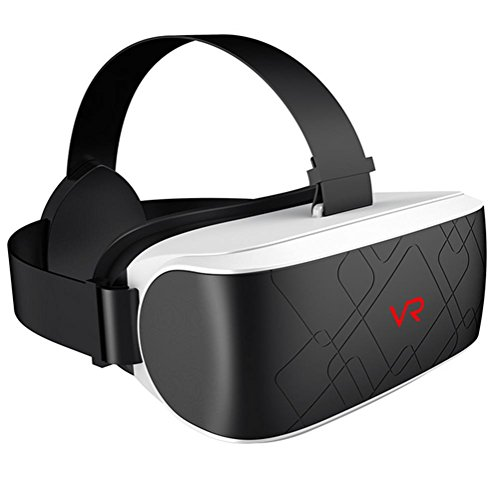 HUYAN1 3D Brille 3D VR Virtual Reality Box Headset Alles in Einer Maschine Android 5.1 WiFi...