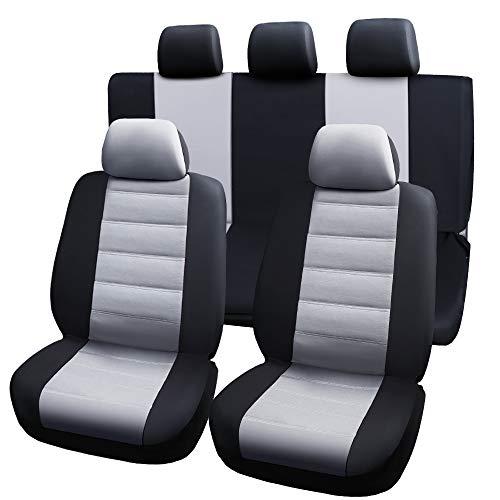 Autositzbezug-Sets Kfz-Zubehör Innen- und Rückenschutz für Autos passt Sportlern und Kindern an (Kfz-zubehör Seat Cover-sets)
