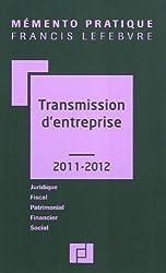 Mémento Transmission d'Entreprise 2011-2012