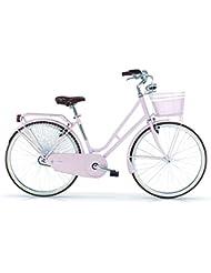 "MBM Moonlight Bicicleta Para Hombre Sin Cambios, mujer, Moonlight, Nude, 26"""