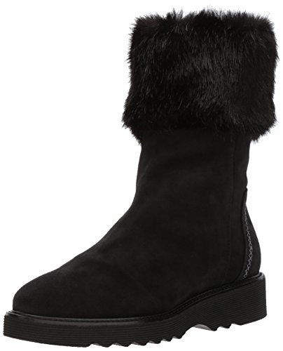 Aquatalia Kelly Suede/Faux Fur, Women's Kelly Suede/Faux Fur