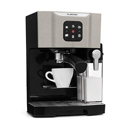 Klarstein BellaVita • Macchina da Caffè • Funzione 3 in 1...