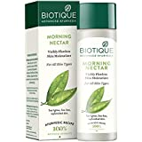Biotique Bio Morning Nectar Visibly Flawless Skin Moisturizer, 120ml