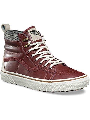 Vans U Sk8-Hi, Sneakers Unisex Adulto Bordeaux
