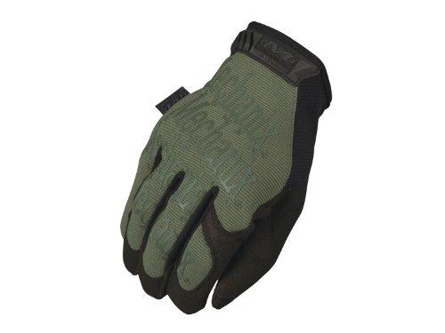 Einsatzhandschuhe -Mechanix Wear Original Glove-, doppelt vernäht und verstärkt - foliage green