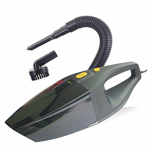 Car Vacuum Carbetter Leistungsstarke Nass & Trocken Gebrauch 120W Staubsauger Beste Auto Vakuum Hoover Handheld Tragbar und kompakt (Hoover-hand-held Staubsauger)