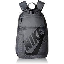bb8cd38292 Nike Nk Elmntl Bkpk, Modello Classico Unisex-Adulto, Grigio (Dark Grey/