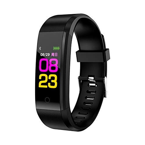 MAyouth Fitness Tracker, Bluetooth Smart-Armband-Uhr-Puls-Blutdruck-Monitor-Sport-Tracking (Herzen Uhr)