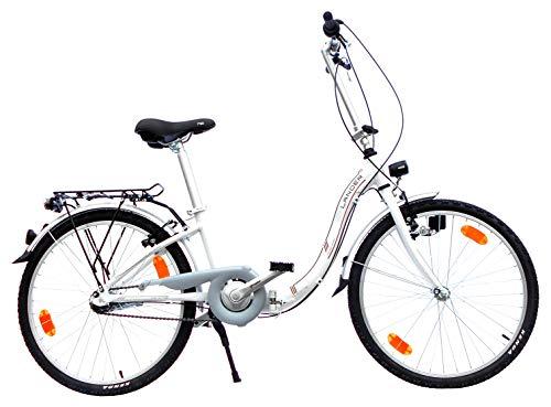 Das verkehrssichere Lander Faltrad