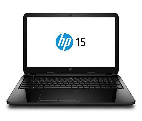 HP 15-r003ng 39,6 cm (15,6 Zoll) Notebook (Intel Core i3 3217U, 1,8GHz, 4GB RAM, 500GB HDD, Intel HD, DVD, Win 8) schwarz