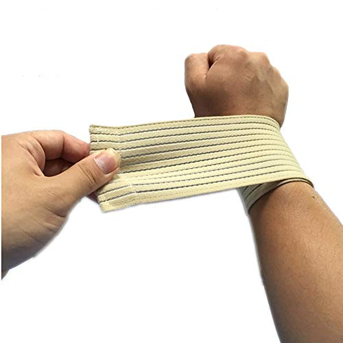 Universal Wrist Wrap (Vektenxi 1 STÜCKE Universal Elastic Wrist Bandage Einstellbar Anti-Slip Wrist Wrap Abdeckung Atmungsaktive Sport Bandage für Fitness Sport)