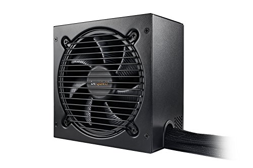 be quiet! Pure Power 10 ATX 400W PC Netzteil BN272