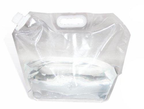 SILBOR 34798Tasche für Wasser, transparent, 8l