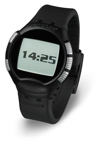 Swatch SUHB100 Sports Digital Watch For Unisex