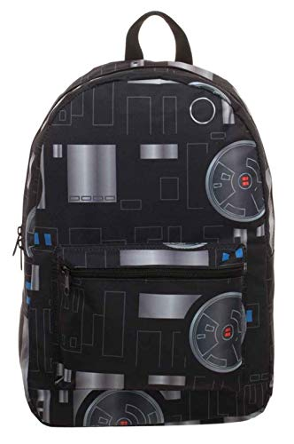 Star Wars Backpack Bag BB Unit First Order All Over print Nue offiziell (Womens Clothing Bb)