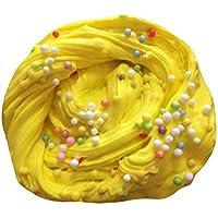 KOLY Fluffy Floam Slime Rilassamento profuso dello stress Nessun giocattolo per bambini Borax Giocattolo di fanghi