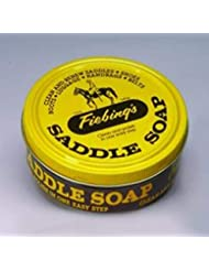 Fiebings Saddle Soap, 3.5 oz, Yellow