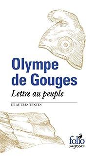 Lettre au peuple et autres textes par Olympe de Gouges