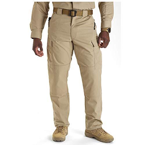 5.11 Tactical TDU Ripstop Pant Hose - Bundweite S Länge long - 162 TDU Khaki - 5.11 Tactical Cargo Hose
