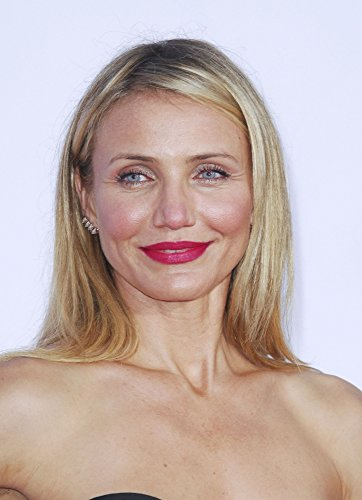 Cameron Diaz At Arrivals For The Other Woman Premiere Photo Print (40,64 x 50,80 cm) Womens Premiere Collection