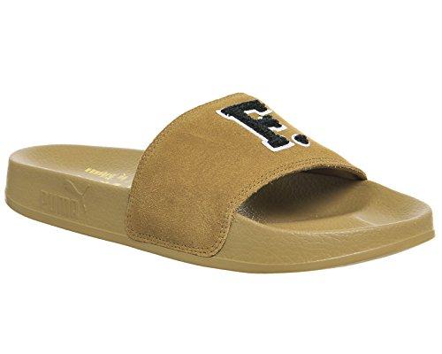 fenty puma schuhe Puma Rihanna FENTY Unisex Suede Slide Sandale Erwachsene Herren Frauen Schuh Größe 39
