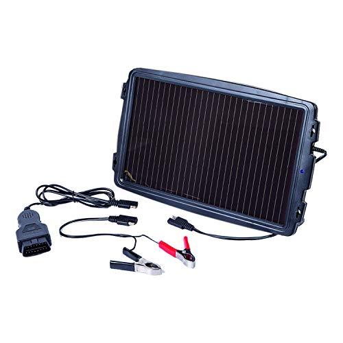 AA - Caricabatteria ad energia Solare per Auto, Camper e imbarcazio