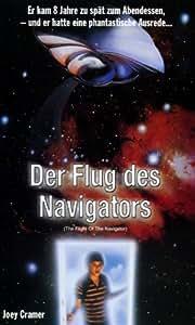 Flight of the Navigator [VHS] [1987]
