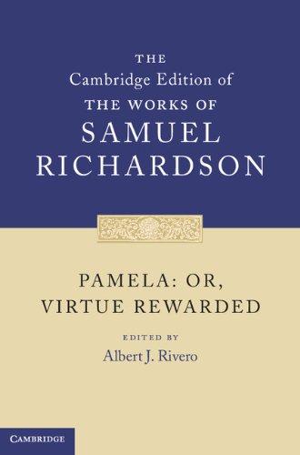 the virtuous pamela of virtue rewarded essay