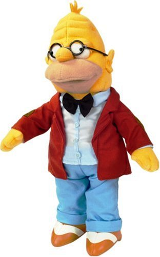 United Labels 1000393 - Simpsons-Plüsch Figur Grandpa 30 cm