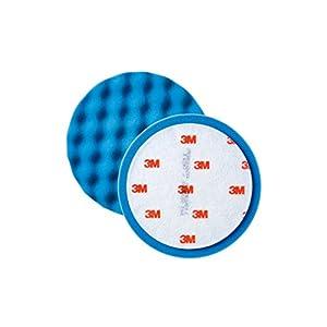 3M Polierpad blau