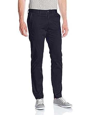 G-Star Men's Bronson Slim Chino Trousers, Blue (Mazarine Blue), 26W x 32L