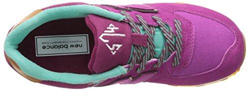 New Balance Schuhe KL 574 Herren Violett