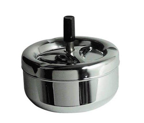 Premier Housewares Spinning Ashtray, 13 cm
