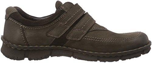 Josef Seibel Willow 12, Chaussures Lacées Homme Marron (Moro 330)