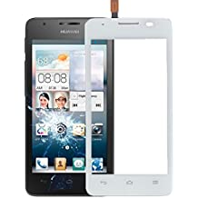 Piezas de repuesto para teléfonos móviles, IPartsBuy pantalla táctil para Huawei Ascend G510 / U8951 / T8951 ( Color : Blanco )