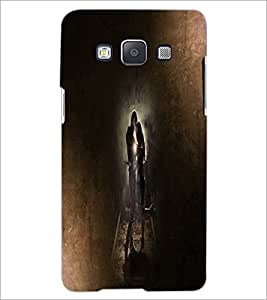 PrintDhaba Couple D-3487 Back Case Cover for SAMSUNG GALAXY A5 (Multi-Coloured)