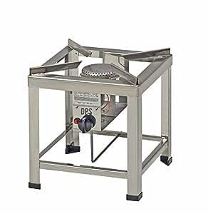 Hockerkocher, Gaskocher, Chinaherd, HK2000E 10 KW für ERDGAS