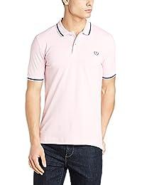 Van Heusen Sport Men's Solid Regular Fit T-Shirt