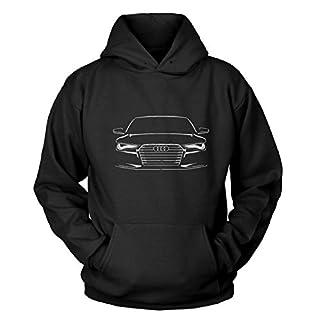 Audi RS Kapuzenpullover Size M