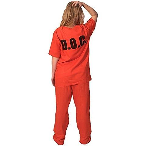 The Cosplay Company - Disfraz para mujer, diseño de uniforme de presa